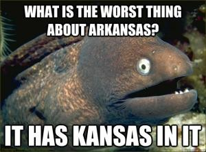Worst Thing About Arkansas