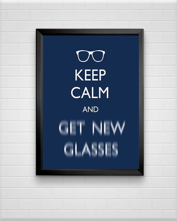 Get New Glasses